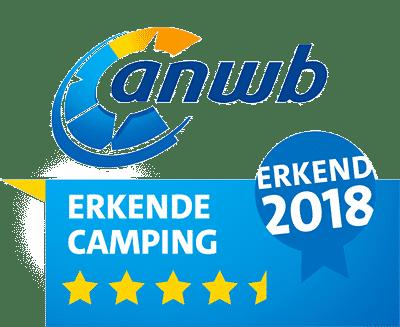 ANVB - Erkende Camping 2018