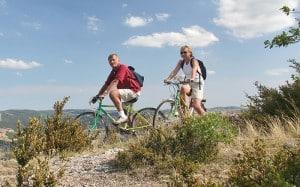 Voies douces, voies vertes, cyclotourisme