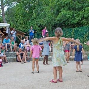 camping avec activités pour enfants