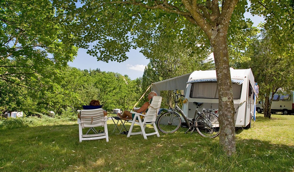 Clubs : groups of caravans and campervans