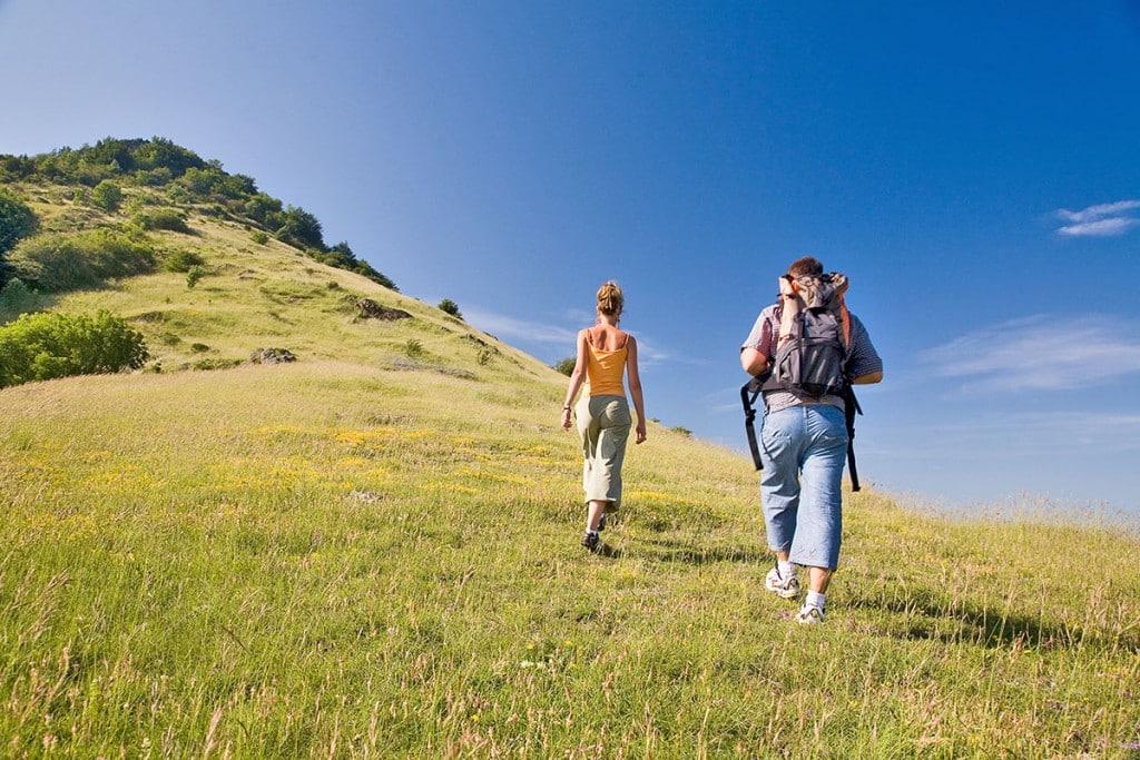 Trektochten en wandelingen