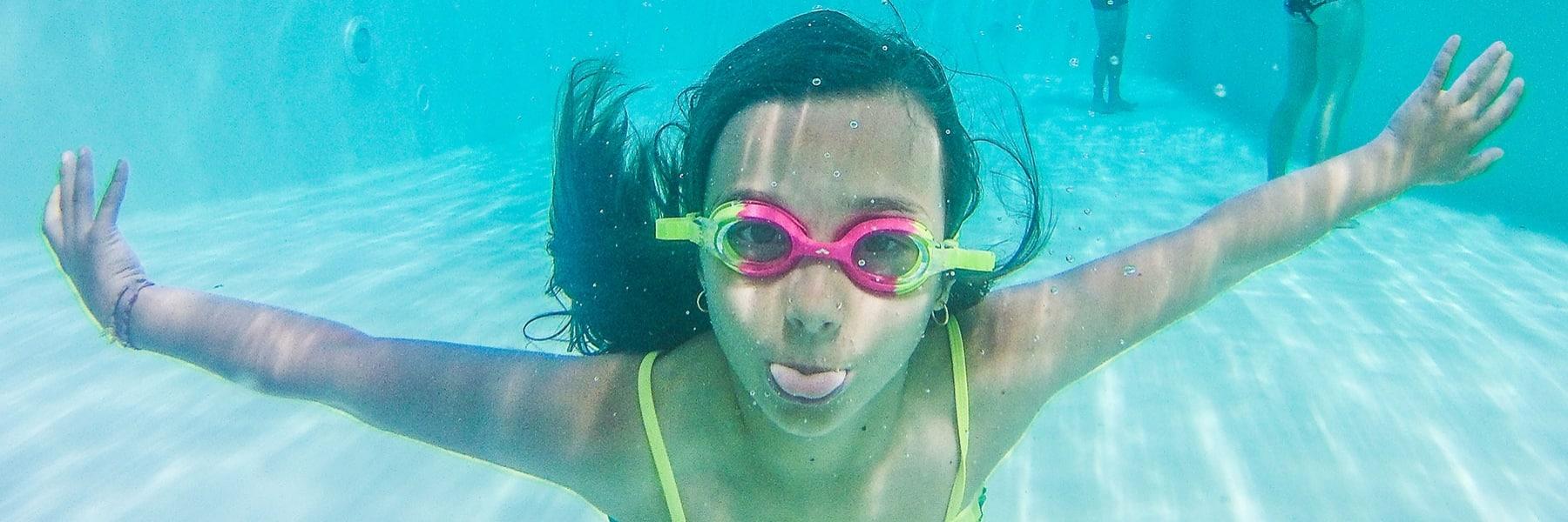 Nog meer zwembad !