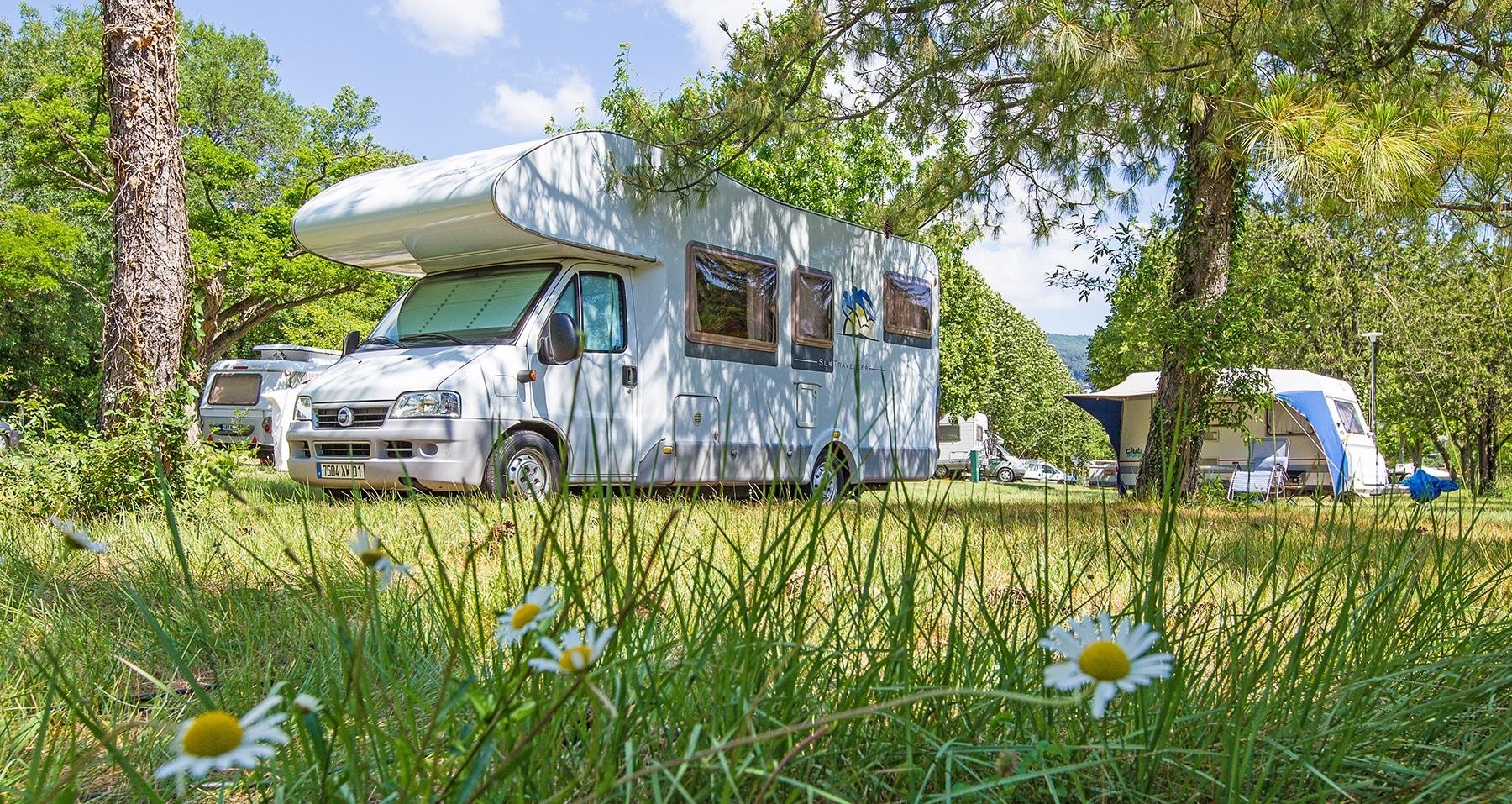 Le vrai camping