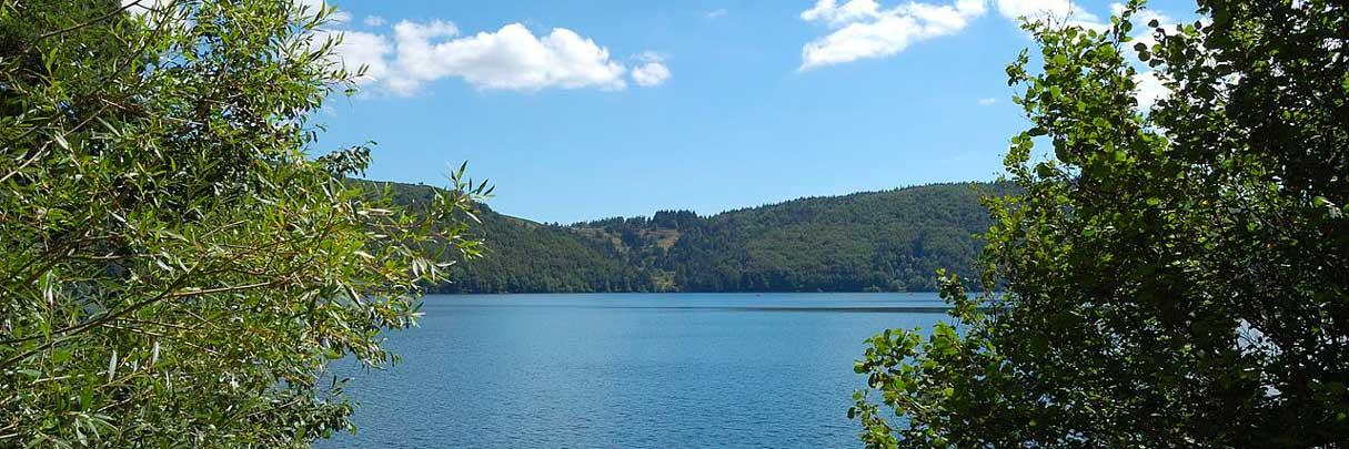 Issarlès-meer