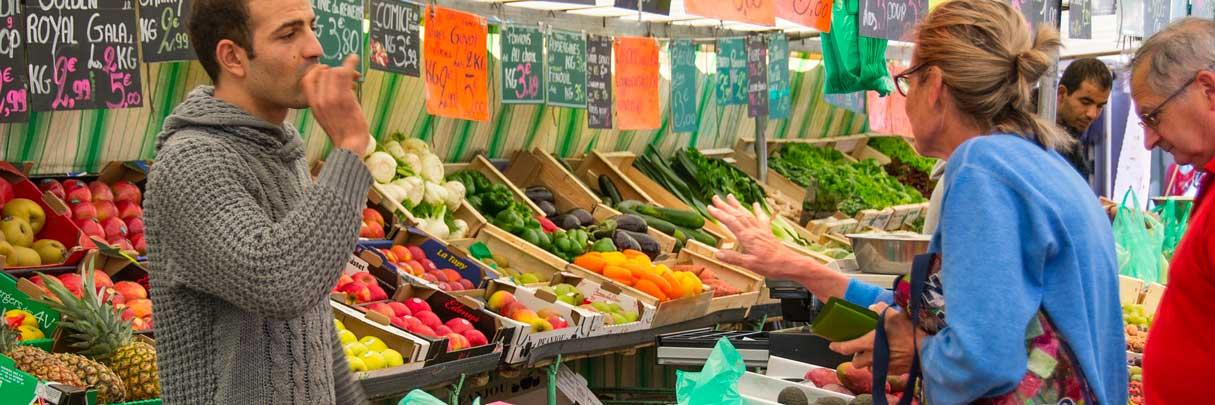 Markten in de Ardèche